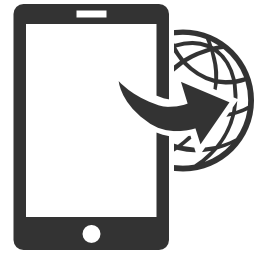 purchase goods on mobile devices anywhere