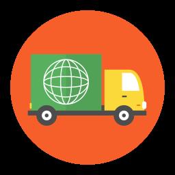 supply chain truck