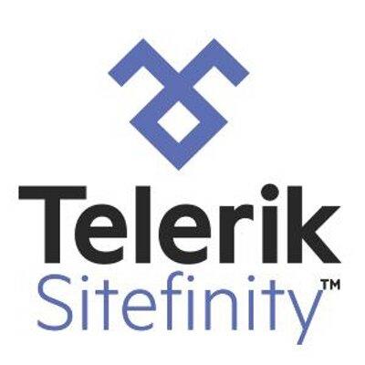 Telerik Sitefinity CMS