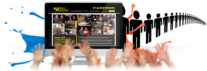 Great careers portals help to attract top talent