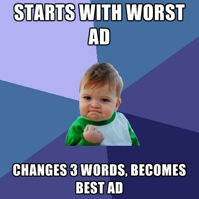 Adwords Text Third Line