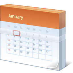 custom calendar and event registration