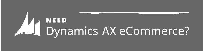 Dynamics AX eCommerce integration