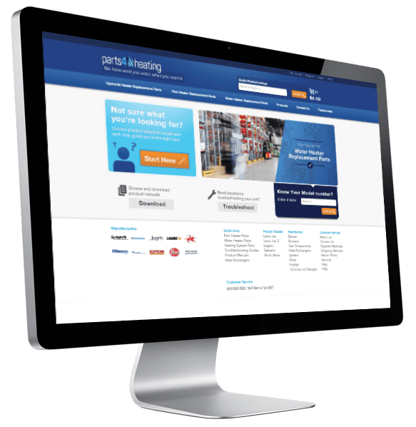 b2b ecommerce software solution, shopping cart website