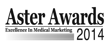 Clarity Ventures wins healthcare web design award - Aster Silver Award