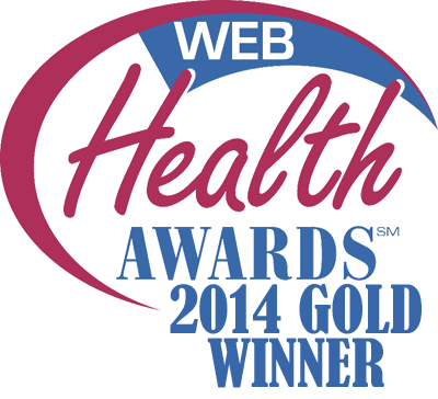 Clarity | Gold award for mobile responsive design website