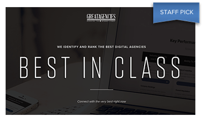 Clarity Ventures named Top 10 Custom Web Development Companies by Great Agencies' independent study