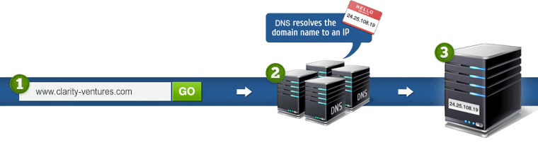 DNN Series - Clarity DNS to IP address resolution