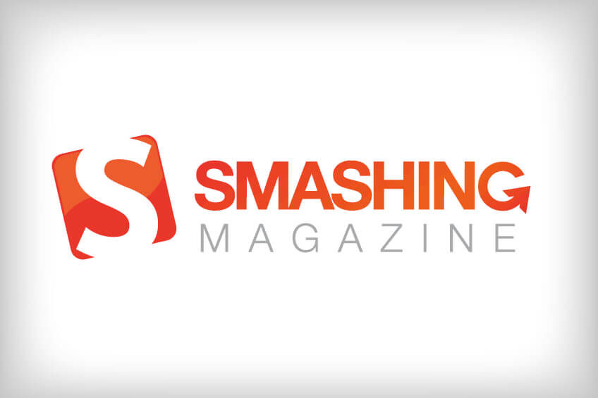 responsive design example – smashing magazine