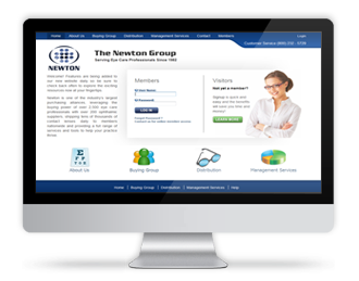Clarity eCommerce client | The Newton Group
