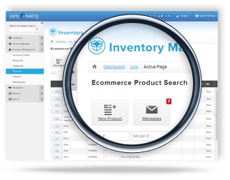 Clarity eCommerce inventory management