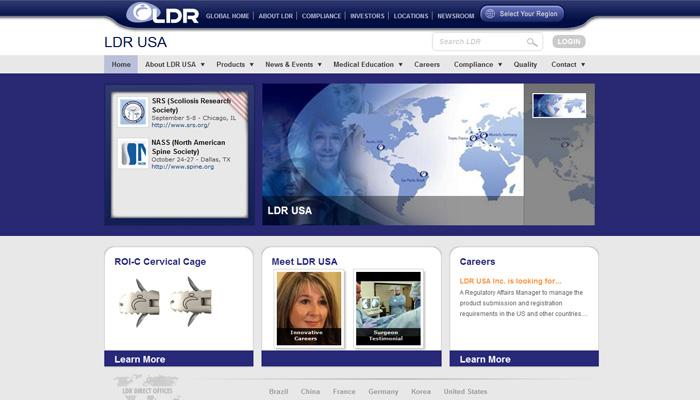 international e-commerce website development examples
