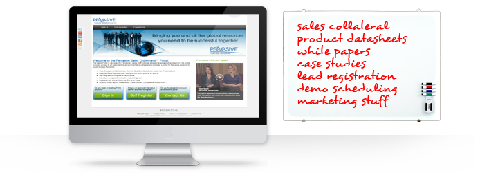 what a good sales portal can deliver